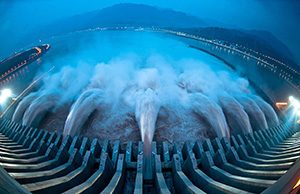 Le barrage des trois gorges en Chine - Technibat