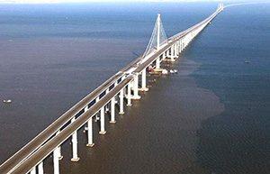 Le pont Danyang-Kunshan en Chine - Technibat