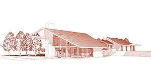 Plan de maison en bois pour grande famille - Technibat