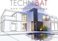 Exemple de plan de maison - Technibat
