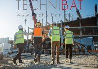 Les équipes présentes sur chantier - Technibat